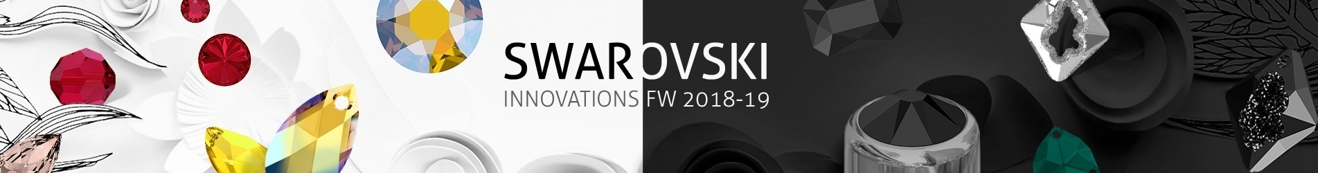 Swarovski Innovations Fall/Winter 2018/19