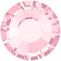 Rose hotfix strass termoadesivo senza piombo ss20 Light Rose HF