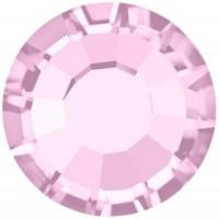 Rose hotfix strass termoadesivo senza piombo ss16 Light Amethyst HF