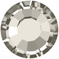 Rose hotfix strass termoadesivo senza piombo ss16 Black Diamond HF