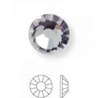 Rose hotfix strass termoadesivo ss6 Crystal Labrador HF