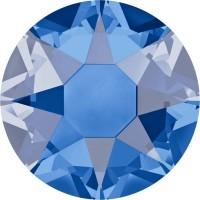 Xirius Rose hotfix strass termoadesivo ss34 Sapphire Satin HF