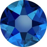 Xirius Rose hotfix strass termoadesivo ss34 Cobalt Shimmer HF
