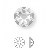 Xirius Rose pietra strass ss16 Crystal Shimmer F