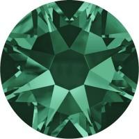 Xirius Rose pietra strass ss34 Emerald F
