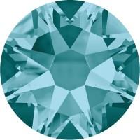 Xirius Rose pietra strass ss34 Blue Zircon F