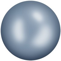 Ceramic Cabochon termoadesivo ss30 Power Blue HF