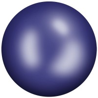 Ceramic Cabochon termoadesivo ss30 Royal Blue HF