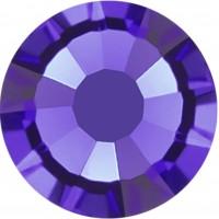 Rose strass termoadesivo ss6 Purple Velvet HF