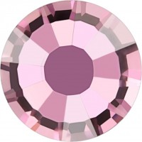 Rose strass termoadesivo ss16 Light Amethyst HF