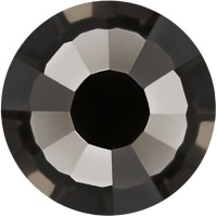 Rose strass termoadesivo ss30 Black Diamond HF