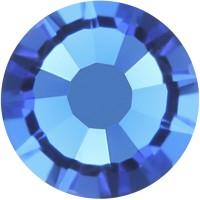 Rose strass termoadesivo ss30 Light Sapphire HF