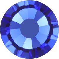 Rose strass termoadesivo ss30 Sapphire HF