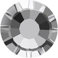Rose strass termoadesivo ss6 Crystal HF