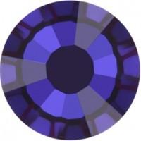 Rose strass termoadesivo ss10 Crystal Meridian Blue HF