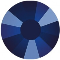 Rose strass termoadesivo ss10 Crystal Sapphire Flare HF