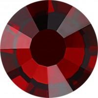 Rose strass termoadesivo ss30 Garnet HF