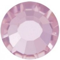 VIVA12 Rose pietra strass senza piombo ss8 (2.4mm) Light Amethyst F (20020)
