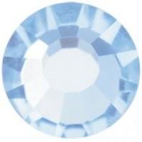 VIVA12 Rose pietra strass senza piombo ss8 (2.4mm) Aquamarine F (60000)