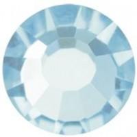 VIVA12 Rose pietra strass senza piombo ss8 (2.4mm) Aqua Bohemica F (60010)