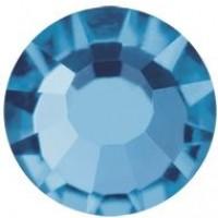 VIVA12 Rose pietra strass senza piombo ss8 (2.4mm) Indicolite F (60100)