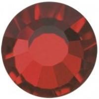 VIVA12 Rose pietra strass senza piombo ss8 (2.4mm) Siam F (90090)