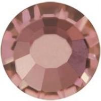 VIVA12 Rose pietra strass senza piombo ss8 (2.4mm) Light Burgundy F (90095)