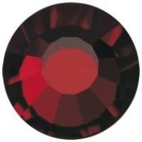 VIVA12 Rose pietra strass senza piombo ss8 (2.4mm) Garnet F (90120)