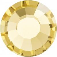 VIVA12 Rose pietra strass senza piombo ss20 (4.7mm) Light Topaz F (10020)