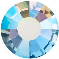 VIVA12 Rose pietra strass senza piombo ss20 (4.7mm) Light Sapphire AB F (30020AB)