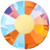 VIVA12 Rose pietra strass senza piombo ss20 (4.7mm) Sun AB F (90310AB)