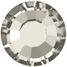 Rose hotfix strass termoadesivo senza piombo ss20 Black Diamond HF