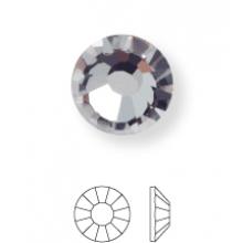 Rose hotfix strass termoadesivo ss10 Crystal HF