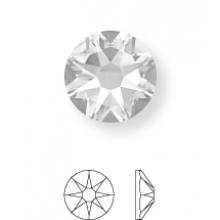 Xirius Rose pietra strass ss30 Crystal Shimmer F