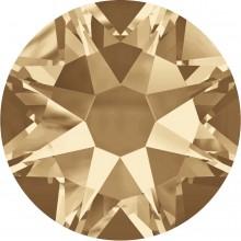 Xirius Rose pietra strass ss34 Crystal Golden Shadow F