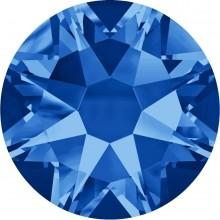 Xirius Rose pietra strass ss34 Sapphire F