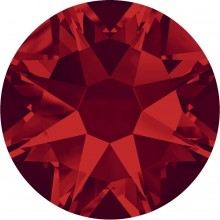 Xirius Rose pietra strass ss34 Light Siam F