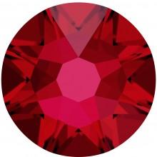 Xirius Rose pietra strass ss34 Scarlet F