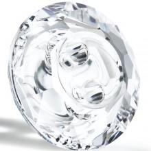 Maxima Button 2 fori 12mm Crystal F