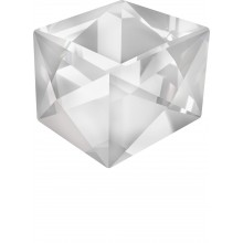 Tilted Dice Fancy Stone 27mm Crystal F