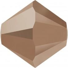 Xilion Perla 4mm Crystal Rose Gold 2x