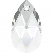 Pear-shaped Pendente 38mm Crystal