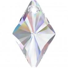 Rhombus Pendente 27mm Crystal AB