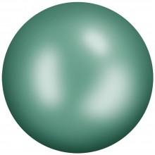 Ceramic Cabochon termoadesivo ss10 Azure Green HF