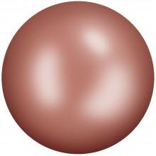 Ceramic Cabochon termoadesivo ss16 Dark Brown HF