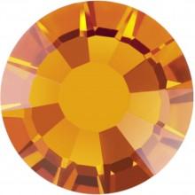 Rose strass termoadesivo ss4 Sunflower HF