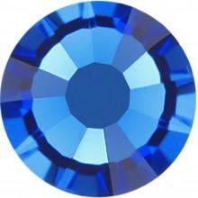 Rose strass termoadesivo ss6 Capri Blue HF