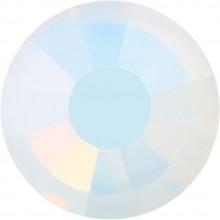 Rose strass termoadesivo ss10 White Opal HF
