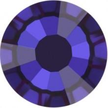 Rose strass termoadesivo ss6 Crystal Meridian Blue HF