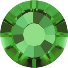 Rose strass termoadesivo ss10 Green Turmaline HF